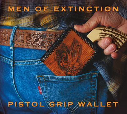 Pistol Grip Wallet