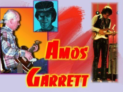 Amos Garrett