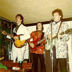 Bo Grumpus onstage, Cafe Wha?, 1967