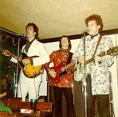 Bo Grumpus onstage, Cafe Wha?, 1967