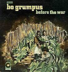 Bo Grumpus - Before The War cover