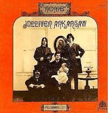 Jolliver Arkansaw - Home cover