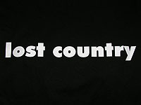 Lost Country T-Shirt front