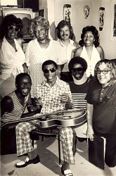T-Bone Waker with Sumter and others, 1974
