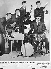 Teddy and The Rough Riders, 1961