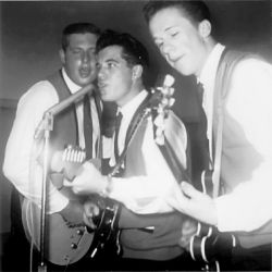 Teddy and the Rough Riders - Avondale Club, 1960