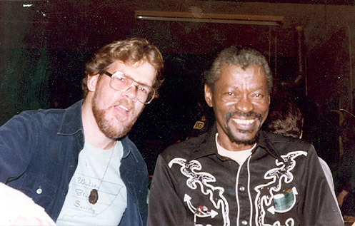 Wes Race and Gatemouth Brown
